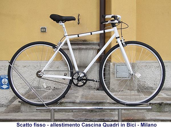 Biciclette Single Speed E Scatto Fisso